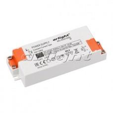 Блок питания для светодиодной ленты ARJ-KE401050A (42W, 1050mA, PFC), Arlight, 021384
