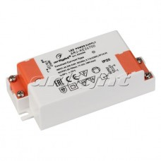 Блок питания для светодиодной ленты ARJ-KE26700 (18W, 700mA, PFC), Arlight, 023450