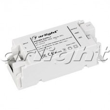 Блок питания для светодиодной ленты ARJ-LE35700 (25W, 700mA, PFC), Arlight, 023459