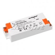 Блок питания для светодиодной ленты ARJ-KE43700A (30W, 700mA, PFC), Arlight, 021873