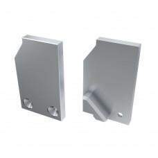 Заглушка для ALM-GLASS-10 правая глухая, упаковка 2 штуки, Arlight, 026735