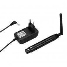 Усилитель SMART-DMX-Receiver Black (5V, XLR3 Male, 2.4G), Arlight, 028417