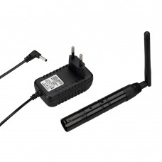 Усилитель SMART-DMX-Transmitter Black (5V, XLR3 Female, 2.4G), Arlight, 028416