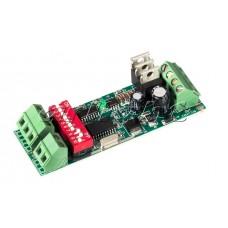 Декодер DMX RA-302 DIP (12-24V, 72-144W), Arlight, 020310