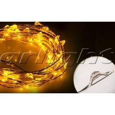 Светодиодная нить WR-5000-12V-Yellow (1608,100LED), Arlight, 017993 ,катушка 5 метров