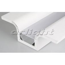 Декоративный Профиль ARL-SLOT-ROUND-80-250 (ГКЛ 12.5мм) , Arlight, 022259