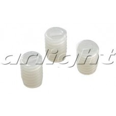 Винт TOP-M4x6 (PVC, белый), упаковка 100 штук , Arlight, 017487