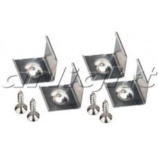 Держатель SL-KANT-H15, 1 комплект , Arlight, 019345