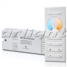 Контроллер SR-2839MIX White (12-24V, 2x5A, ПДУ), Arlight, 024408