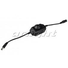 Диммер VT-S05-3A Black (Rotary, 12-24V), Arlight, 022500