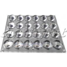 Блок линз 24B60-M112х135 (60°, 24x LED), Arlight, 016066