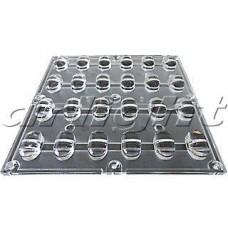 Блок линз 24BST-E (120x40°, 24x LED), Arlight, 012519