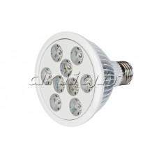 Светодиодная лампа E27 MDSV-PAR30-9x1W 35deg Warm, Arlight, 014130