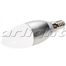 Светодиодная лампа E14 CR-DP-Candle-M 6W Warm White, Arlight, 015890
