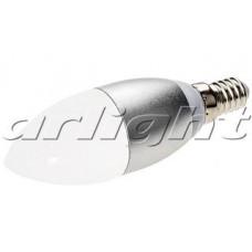Светодиодная лампа E14 CR-DP-Candle-M 6W Day White, Arlight, 015891