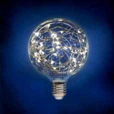 Лампа новогодняя GLDEN-G95SW-1-230-E27-2700, упаковка 5 штук, General, GNL649922