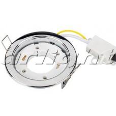 Светодиодная лампа Рамка GX53 106CC Хром, Arlight, 017023