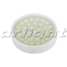 Светодиодная лампа GX53-34B-6W-220V Warm White CER/G, Frost, Arlight, 017013