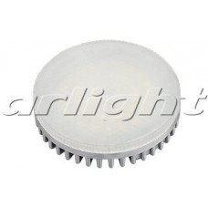 Светодиодная лампа GX53-42E-8W-220V Day White ALU/G, Frost, Arlight, 017010