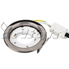 Светодиодная лампа Рамка GX53 106BC Черный хром, Arlight, 017020