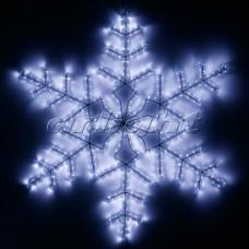 "Светодиодная фигура ""СНЕЖИНКА"" ARD-SNOWFLAKE-M3-920x920-432LED White (230V, 30W), Arlight, 025306"