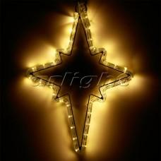 "Светодиодная фигура ""ЗВЁЗДОЧКА"" ARD-STAR-M3-380x250-36LED Warm (230V, 2.5W), Arlight, 025314"