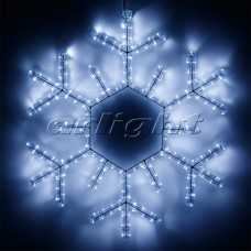 "Светодиодная фигура ""СНЕЖИНКА"" ARD-SNOWFLAKE-M5-600x600-360LED White (230V, 20W), Arlight, 025308"