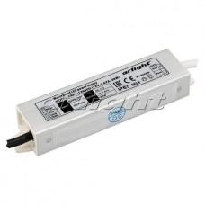 Блок питания для светодиодной ленты ARPV-12020-D (12V, 1.7A, 20W), Arlight, 022206
