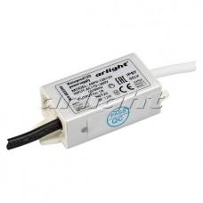 Блок питания для светодиодной ленты ARPV-12012-D (12V, 1.0A, 12W), Arlight, 022205