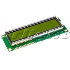 Индикатор Дисплей WH1602L-YYH-CT, Arlight, 011103 ,упаковка 224 штуки