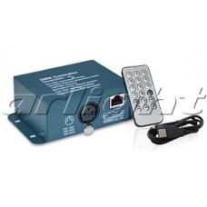 Контроллер DMX-Q01 (USB, 256 каналов, ПДУ 18кн), Arlight, 022413