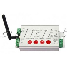 Контроллер HX-806SB (2048 pix, 12-24V, SD-card, WiFi), Arlight, 020914