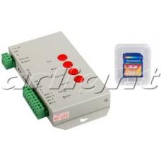 Контроллер RA-1000S (2048 pix, 12-24V, SD-карта), Arlight, 016877