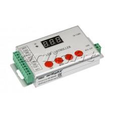 Контроллер HX-802SE (6144 pix,5-24V,SD-карта,ПДУ), Arlight, 019517