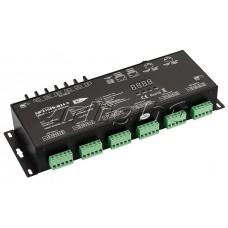 Декодер DMX SR-2108B-XLR3-24CH (12-24V, 24x4A), Arlight, 022562