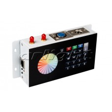 Контроллер DMX SR-2816WI Black (12V, WiFi, 8 зон), Arlight, 020682