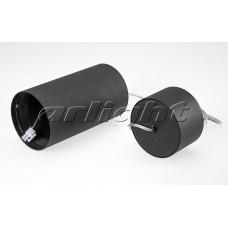 Цилиндр подвесной SP-POLO-R85P Black 1-3, Arlight, 020884