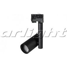 Корпус SP-POLO-TRACK-4TR-PIPE-R65 (BK, 1-3, 200mA), Arlight, 024226