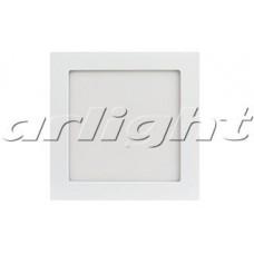 Светильник светодиодный DL-172x172M-15W Warm White, Arlight, 020133