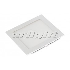 Светильник светодиодный DL-192x192M-18W Warm White, Arlight, 020134