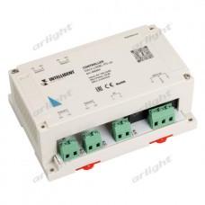 INTELLIGENT ARLIGHT Контроллер DALI-LOGIC-PS-x4 (230B, Ethernet), Arlight, 026652