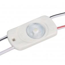 Модуль герметичный CRAFT-2835-1-12V White 170deg (36x17.5mm, 0.6W, IP67), упаковка 100 штук, Arlight, 024837