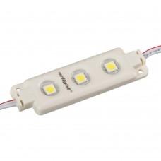 Модуль герметичный ARL-LM5050-3L-12V Blue, упаковка 100 штук, Arlight, 020617