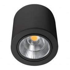 Светильник SP-FOCUS-R140-30W Day4000 (BK, 24 deg, 230V), Arlight, 029537