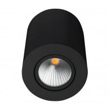 Светильник SP-FOCUS-R90-9W Warm3000 (BK, 24 deg, 230V), Arlight, 029531