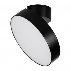 Светильник SP-RONDO-FLAP-R210-20W Warm3000 (BK, 110 deg), Arlight, 028165