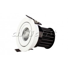 Светодиодный светильник LTD-95WH 9W Day White 45deg, Arlight, 014930
