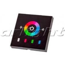 Панель Sens LN-08E2 Black (RGB,12-24V,144-288W), Arlight, 019330