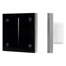 Панель Sens SMART-P40-DIM Black (100-240V, 1.2A, TRIAC), Arlight, 028110