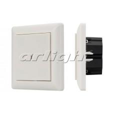 Панель Knob SR-KN0100-IN White (KNX, DIM), Arlight, 023844